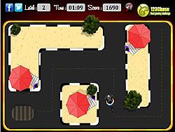 Resort Bike Parking game