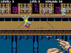 Shuriken Assault game