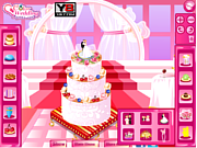 Play Bridal shower cake Game