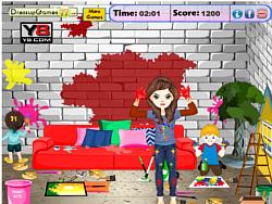 Little Painter game