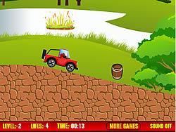 Donkey Kong Car 2 game