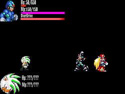שחקו במשחק בחינם Final Fantasy Sonic X3