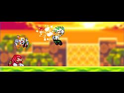 Final Fantasy Sonic X4 game