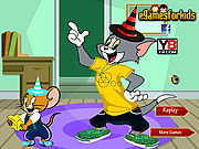 Play Tom and jerry dress up Game