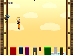 Super Naruto Jump game