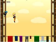 Play Super naruto jump Game