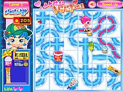 שחקו במשחק בחינם Sue Candy Eater