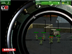 Permainan Battlefield Shooter Game