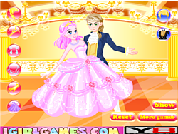 Princess's Dance Party game