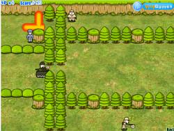 Mine Warfare game
