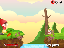 little red riding hood y8 game