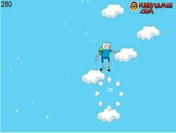 Adventure Time Finn Up game