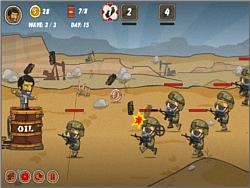 Permainan Gulf Defence