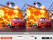 Play Cars - find the differences Game