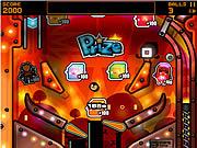 Magic Pinball game