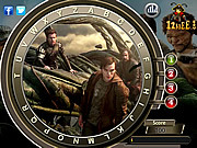 Jack the Giant Slayer - Find the Alphabets game