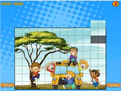 PixTrix School game