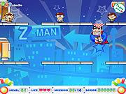 Z-Man 707 game