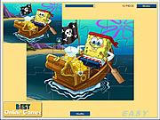 Play Spongebob the sailor Game