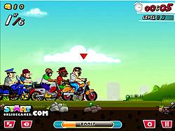 Permainan Urban Bike Race