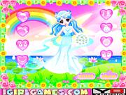Play Cutie fairy s wedding dress Game