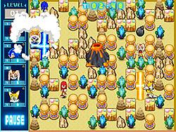 무료 게임 플레이 Sonic BomberMan
