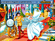Princess Cinderella Hidden Alphabets game