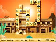 Play Brave sheriff mahjong Game