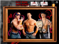 John Cena WWE Puzzle game