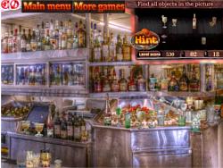 Enigmatic Restaurant game