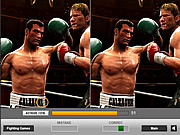 Play Strongest boxing shots Game