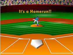 Играть бесплатно в игру Batter's Up Base Ball Math - Addition Edition