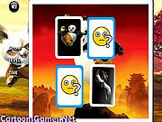 Play Kung fu panda matching Game