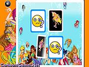 Play Winx club matching Game