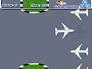LAX Airbus Parking game