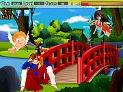 Juega al juego gratis Anime Couples Kiss