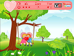 Kissing Kids game