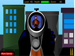 Sniper Code Terror game