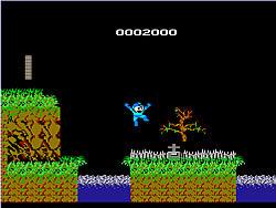 Spielen Sie das Gratis-Spiel  Megaman vs Ghost 'n Goblins