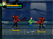Ben10 the army of Psyphon 2 game