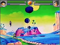 Dragonball Z Tournament game