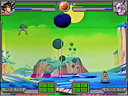 Play Dragonball z tournament Game