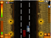 Retro Car Rush game
