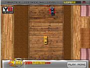 Play Indoor car racing Game