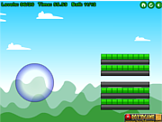 Super Bouncy Ball game