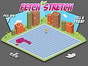 Play Fetch n stretch Game