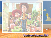 Play Toy story sort my jigsaw Game