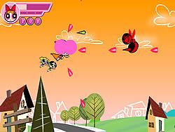 Powerpuff Girls: Attack of the Puppybots game