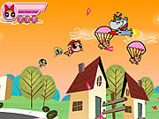 Play Powerpuff girls attack of the puppybots Game Online