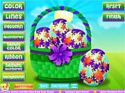 CDE Easter Egg Design game